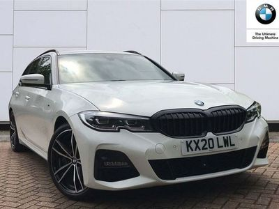 used BMW 320 3 d m sport 5DR