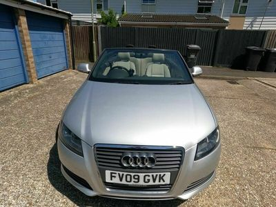 used Audi A3 Cabriolet Cabriolet 1.6 2dr