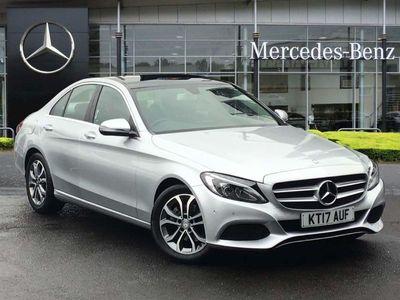 used Mercedes C200 C ClassSport Premium 4dr 9G-Tronic 2.0