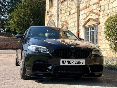 used BMW M5 4.4 M DCT 4dr