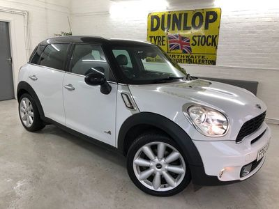 used Mini Cooper SD Countryman 2.0 ALL4 5dr