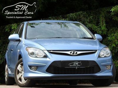 used Hyundai i30 Hatchback 1.6 CRDi Classic (90bhp) 5d