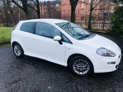 used Fiat Punto 1.4 8V GBT Hatchback 3dr Petrol (s/s) EU5 (77 bhp)