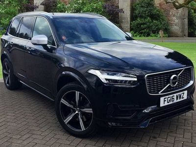 used Volvo XC90 2.0 D5 R Design 5Dr Awd Geartronic