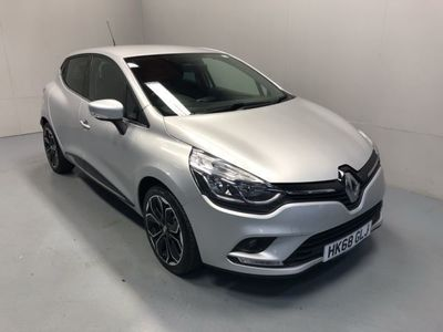 used Renault Clio 0.9TCe (90ps) Iconic (s/s) hatchback