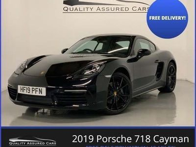 used Porsche Boxster 2.0T PDK (s/s)