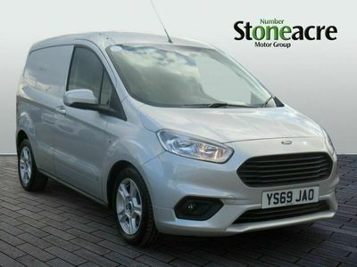 used Ford Transit Courier 1.5 TDCi 100ps Limited Van [6 Speed]