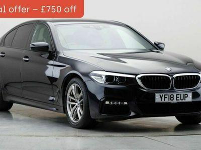 used BMW 520 5 Series 2L M Sport d