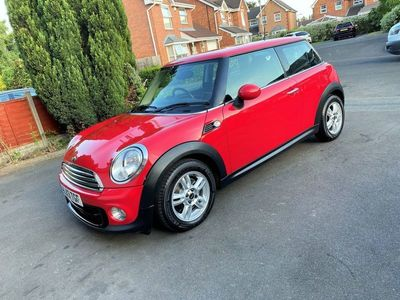 used Mini One D Hatch 1.6(Sport Chili) 3dr