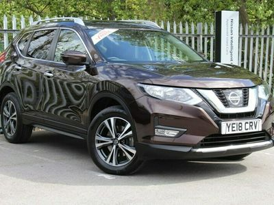 used Nissan X-Trail 2.0 dCi N-Connecta 5dr 4WD Xtronic