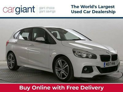 used BMW 218 Active Tourer 2 Series 2.0 D M Sport