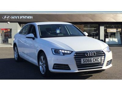 used Audi A4 2017 North West Industrial Estate 1.4T FSI Sport 4dr Petrol Saloon