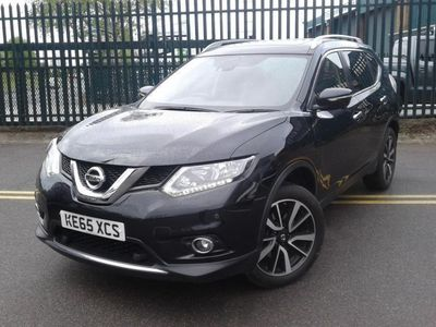 used Nissan X-Trail 1.6 DCI N-TEC 5DR estate diesel station wagon