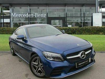 used Mercedes C300 C ClassAMG Line Premium 2dr 9G-Tronic coupe