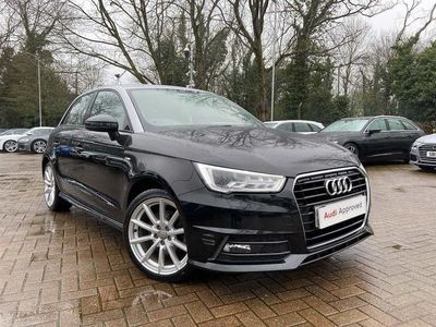 used Audi A1 1.4 Tfsi 150 S Line 5Dr S Tronic