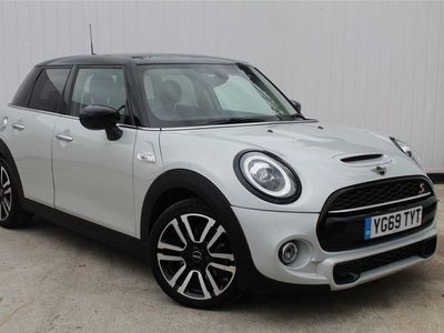 used Mini Cooper S Countryman 2.0 Exclusive 5Dr Auto