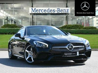 used Mercedes SL400 SL Class 3.0V6 AMG Line G-Tronic+ (s/s) 2dr