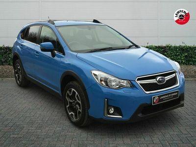 used Subaru XV 2.0D SE 5dr