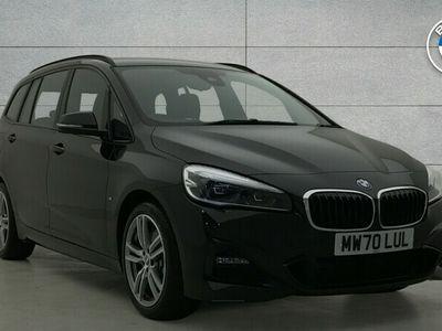 used BMW 220 Gran Tourer i M Sport