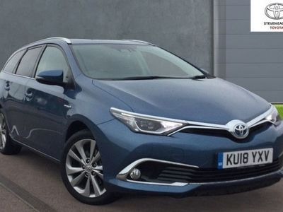 used Toyota Auris 1.8 VVT-h Excel Touring Sports CVT (s/s) 5dr