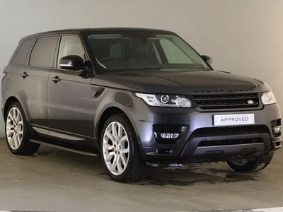 used Land Rover Range Rover Sport 3.0 Sdv6 [306] Autobiography Dynamic 5Dr Auto