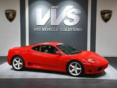 used Ferrari 360 Modena 4.0 2dr