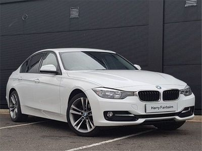 used BMW 318 3 Series d Sport 4dr Saloon 2013
