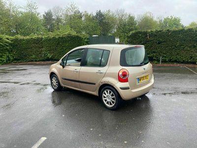 used Renault Modus 1.6 16v Privilege 5dr