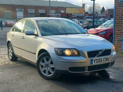 used Volvo S40 1.6 S 4dr