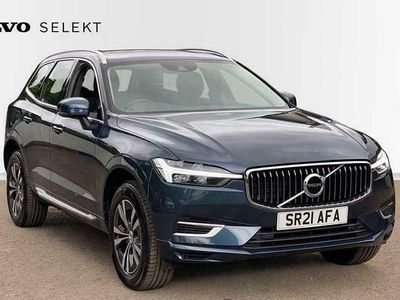 used Volvo XC60 II Recharge T6 Plug-in hybrid AWD Inscription Expression Automatic