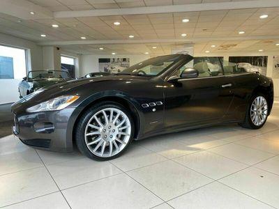 used Maserati GranCabrio 4.7 V8 Auto 2dr