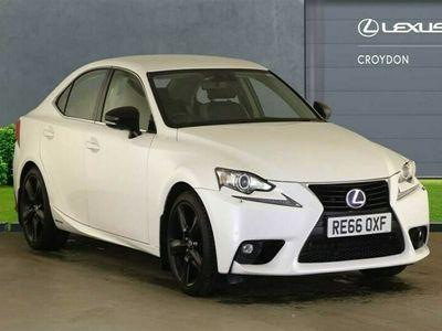 used Lexus IS300h 2.5 Sport 2016