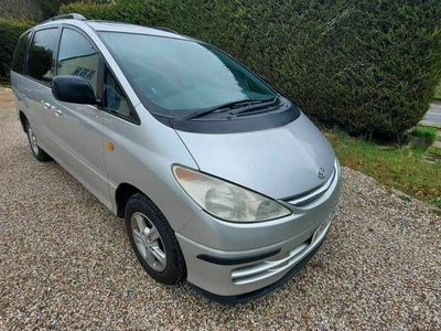 used Toyota Previa 2.4 CDX 5dr (7 Seats)