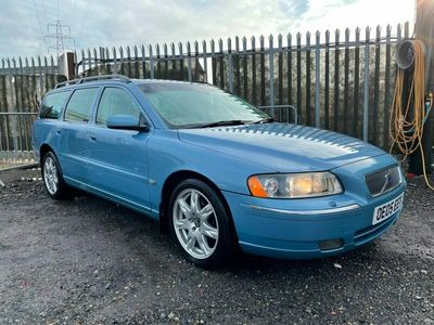 used Volvo V70 2.4 D SE Geartronic 5dr