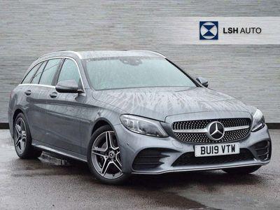 used Mercedes C200 C ClassEstate 1.5 5dr