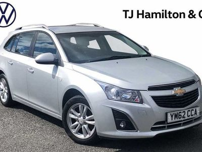 used Chevrolet Cruze 1.7 Vcdi Lt 5Dr