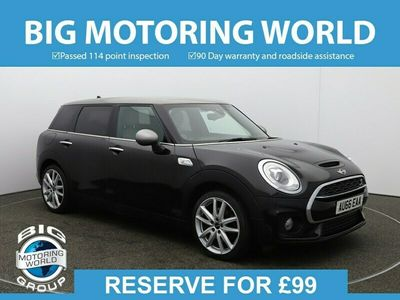 used Mini Cooper S Clubman for sale | Big Motoring World