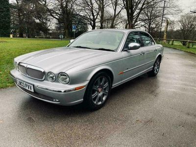 used Jaguar XJ Series 4.2 V8 SE Auto 4-Door