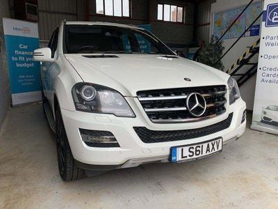 used Mercedes ML300 M Class 3.0CDI BlueEFFICIENCY Grand 5dr