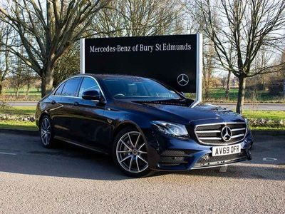 used Mercedes E350 Eamg line edition premium 4DR