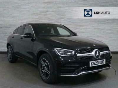 used Mercedes E300 Glc Coupe GLC4Matic AMG Line 5dr 9G-Tronic Estate