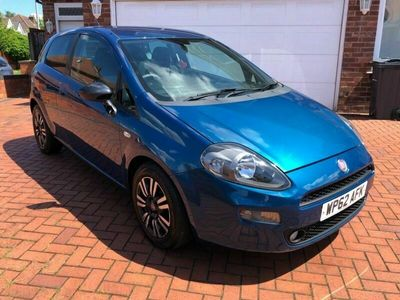 used Fiat Punto 0.9 TwinAir (s/s) 3dr