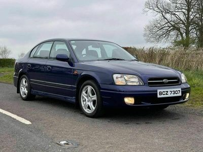 used Subaru Legacy 2.5 GX (Lux Pack) Saloon 4d