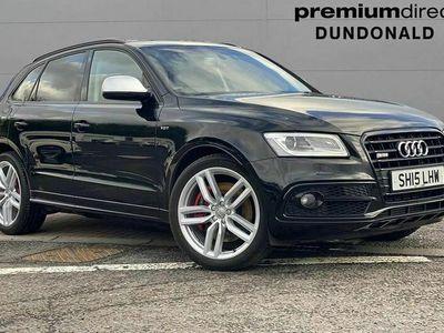 used Audi SQ5 SQ5 DIESEL ESTATEQuattro 5dr Tip Auto