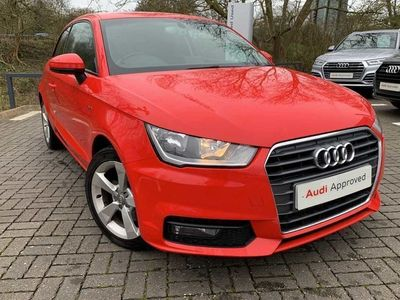 used Audi A1 Sport 1.4 TFSI 125 PS 6 speed 3dr