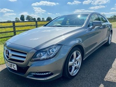 used Mercedes CLS250 CLS 2.1CDI BLUEEFFICIENCY 4d 204 BHP