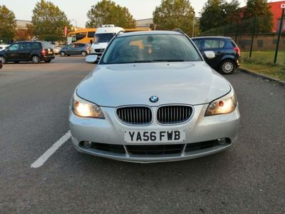 used BMW 525 5 Series 2.5 d SE Touring 5dr Auto