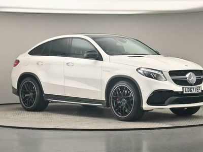 used Mercedes GLE63 AMG GLE COUPES 4Matic Premium 5dr 7G-Tronic