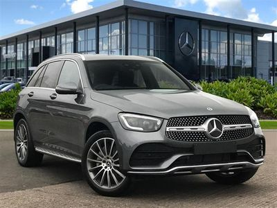 used Mercedes E300 Glc D 4Matic Amg Line Premium 5Dr 9G-Tronic 2.0