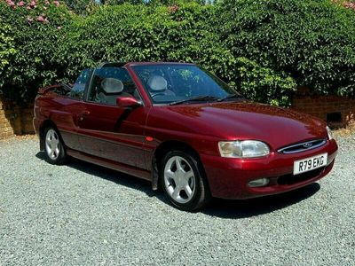 used Ford Escort Cabriolet 1.8 Ghia 2d